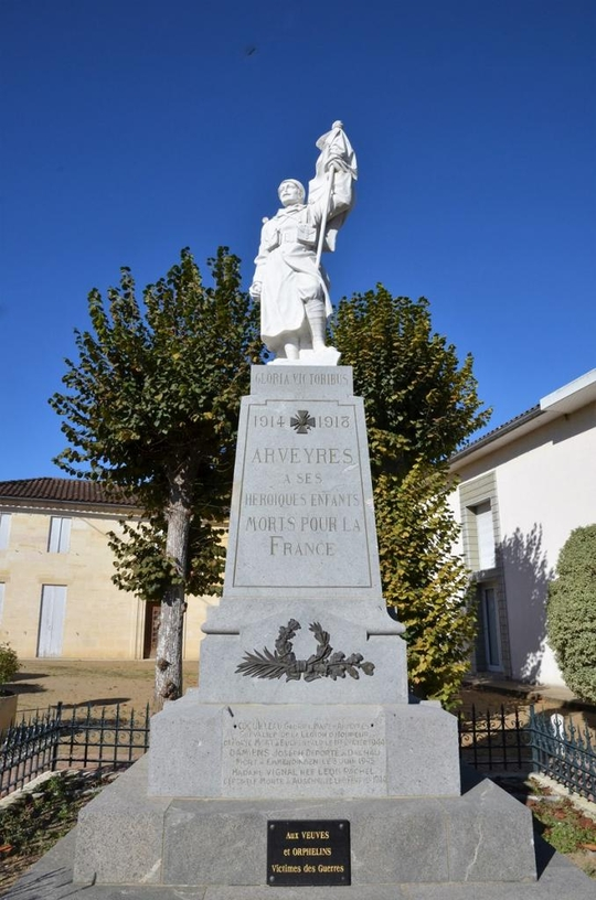 Monuments aux morts 1